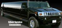 16 Passenger Hummer - Black