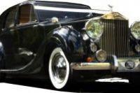 Rolls Royce Silver Wraith 1947 (blk)