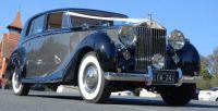 Rolls Royce Silver Wraith 1949 (2 tone)