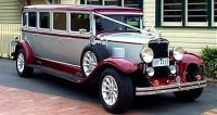 1930 Chevrolet 7 seater limousine