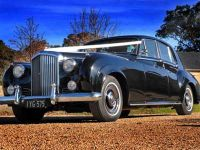 Bentley Silver Cloud II