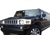 14 Passenger Hummer – Black