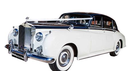 LWB Rolls Royce Silver Cloud II