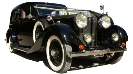 Rolls Royce 1932
