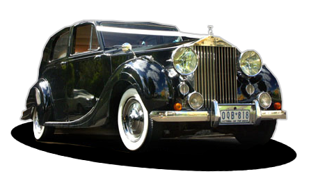 Rolls Royce Silver Wraith 1947